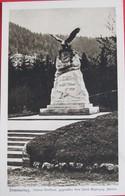 Austria - Semmering, Rittner Denkmal - Semmering