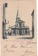 Cp , 92 , RUEIL , L'Église, Contenant Les Tombeaux De L'Impératrice Joséphine Et La Reine Hortense - Rueil Malmaison
