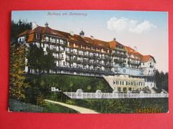 Austria - Semmering, Kurhaus 1922 - Semmering