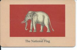 éléphant Elephant  Jungle Animal Télécarte Phonecard Karte (S.549) - Thaïlande
