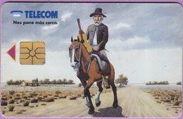Télécarte Argentine °° Don Celestino Pardales - 11 96 - Argentine