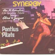 45 TOURS ALEC R. COSTANDINOS IBIS 101232 SYNERGY / PONTIUS PILATE - Instrumental