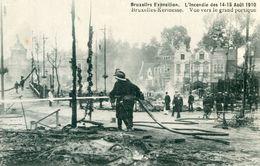 POMPIER(BRUXELLES) - Sapeurs-Pompiers
