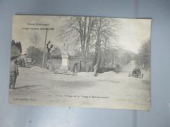 CPA CIRCUIT D'AUVERGNE COUPE GORDON BENNETT 1905 VIRAGE DE LA VIERGE A BOURG LASTIC - Sport Automobile