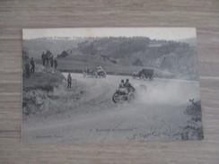 CPA CIRCUIT D'AUVERGNE COUPE GORDON BENNETT 1905 TOURNANT DU GENDARME VOITURES ANCIENNES - Sport Automobile