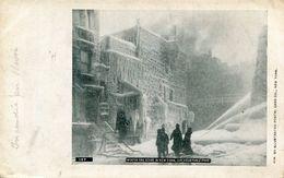 POMPIER(NEW YORK) - Sapeurs-Pompiers