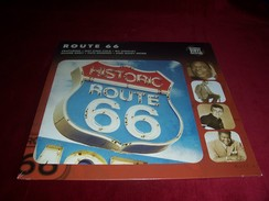 ROUTE 66  °° NAT KING COLE / BO DIDDLEY / DUANE EDDY / FATS DOMINO / AND MANY MORE ++++++++++ - Compilations