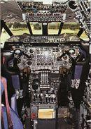 Aviation Postcard BAC Concorde Flight Deck Supersonic Aircraft - 1946-....: Modern Era