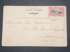 CONGO BELGE - Carte Postale Au Tarif Imprimé Pour La France En 1905 - L 9791 - Belgian Congo