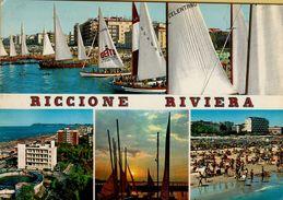 140407 RICCIONE RIVIERA E BARCE A VELA - Rimini