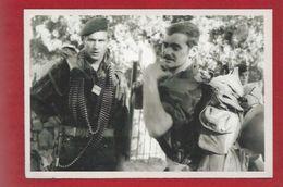 MILITARIA - REBELLION DES GENDARMES KATANGAIS - PARAS BELGES ET FRANÇAIS À KOLWEZI  - 1978 - Other Wars