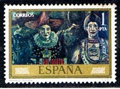 4E 638  //  EDIFIL 2077 (Y&T 1731)  //  1972 . CLOWN - 1931-Today: 2nd Rep - ... Juan Carlos I