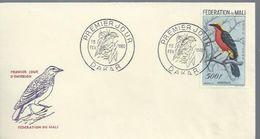 """MALI : FDC 13/2/60  """" Gonolek"""" - Verzamelingen, Voorwerpen & Reeksen"""