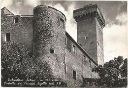 Z4412 Palombara Sabina (Roma) - Castello Dei Principi Savelli / Non Viaggiata - Italia