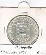 PORTOGALLO   50 ESCUDOS   ANNO 1968  COME DA FOTO - Portogallo