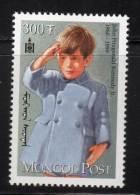MONGOLIE - 2000 - N°2437 K ** En Souvenir De J.F  Kennedy - Mongolia