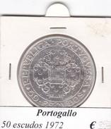 PORTOGALLO   50 ESCUDOS   ANNO 1972  COME DA FOTO - Portogallo