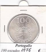 PORTOGALLO   100 ESCUDOS   ANNO 1976  COME DA FOTO - Portogallo