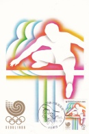 Korea Maxicard 1988 Seoul Olympic Games   (SKO15-10) - Zomer 1988: Seoel