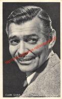 Clark Gable - Format 8.5x13.5cm - Photos