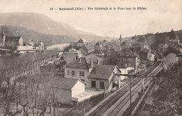 Seyssel Voie Ferrée Sans Train - Seyssel