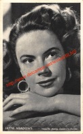 Jayne Meadows - Format 8.5x13.5cm - Photographs