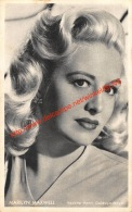 Marilyn Maxwell - Format 8.5x13.5cm - Photos