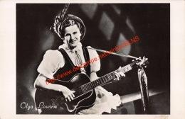 Olga Lowina - Format 8.5x13.5cm - Photos