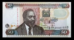 # # # Banknote Kenia (Kenya) 50 Schillingi 2006 UNC # # # - Kenia