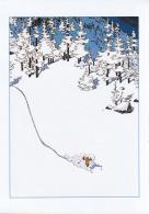 COSEY : Carte BD Annonce Pour Expo Librairie RASPOUTINE - Cartes Postales
