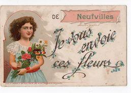 Je Vous Envoie Ces Fleurs De NEUFVILLES - Soignies