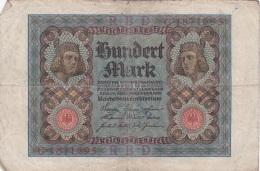 Germany Reichsbanknote: 100 Mark - Berlin 1. November 1920 (G61-74A) - 100 Mark