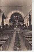 PONT SAINT PIERRE - Intérieur De L'église  PRIX FIXE - France