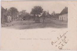 Allier : COSNE  Sur  L ' OEIL : Place  Aux  Foires - Altri Comuni