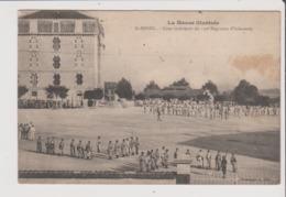 CPA - SAINT ST MIHIEL - Cour Intérieure Du 150e Régiment D'Infanterie - Saint Mihiel