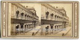 FOTOGRAFIA STEREOSCOPICA ROMA MUSEO NAZIONALE ANIMATA - Stereoscopi