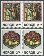 NORWEGEN 1986 MI-NR. 958/59 DD ** MNH - Norwegen