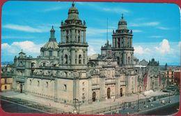 Mexico La Catedral Tarjeta Postal - Mexique