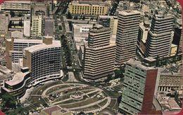 Mexico Columbus Circle La Glorieta Colon Tarjeta Postal - Mexique
