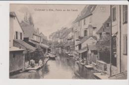 CPA - COLMAR - I Els Partie An Der Lauch - Colmar