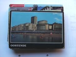 België Belgique West Vlaanderen Oostende Zicht Op Kursaal - Oostende