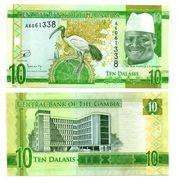 Gambie - 10 Dalasi 2015 (UNC) - Gambia
