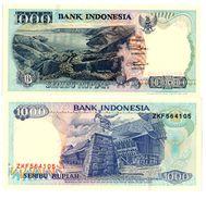 Indonésie - 1000 Rupiah 1992 (UNC) - Indonésie