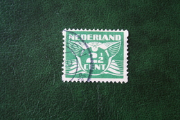 2 1/2 Ct Roltanding Syncopated Syncope NVPH R61 R 61 (Mi 175 D) 1930 Gestempeld / USED NEDERLAND / NIEDERLANDE - Booklets