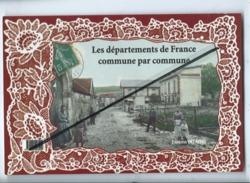 Carte Moderne- Les Départements De France Commune Par Commune - France