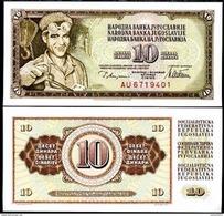 Yugoslavia - 10 Dinar 1978 UNC - Yougoslavie