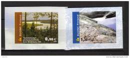 Finlande 2002 Neufs N°1563/64 Paysages - Finlande