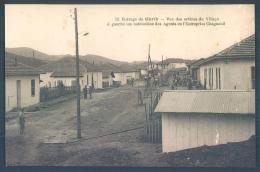 Algerie Barrage Du Ghrib Oued Chorfa Wilaya De Ain Defla - Other Cities