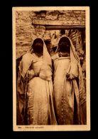 BB3450  AFRICA FOLKLORE - FEMMES ARABES / ARAB WOMEN - Personaggi