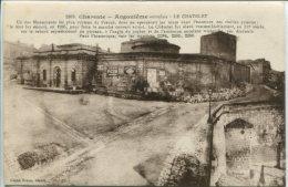 (S6-57) Angoulème  Autrefois - Le Chatelet - Angouleme